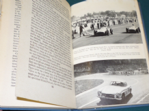STIRLING MOSS . IN THE TRACK OF SPEED. 1957 Autobiog. (no jacket)
